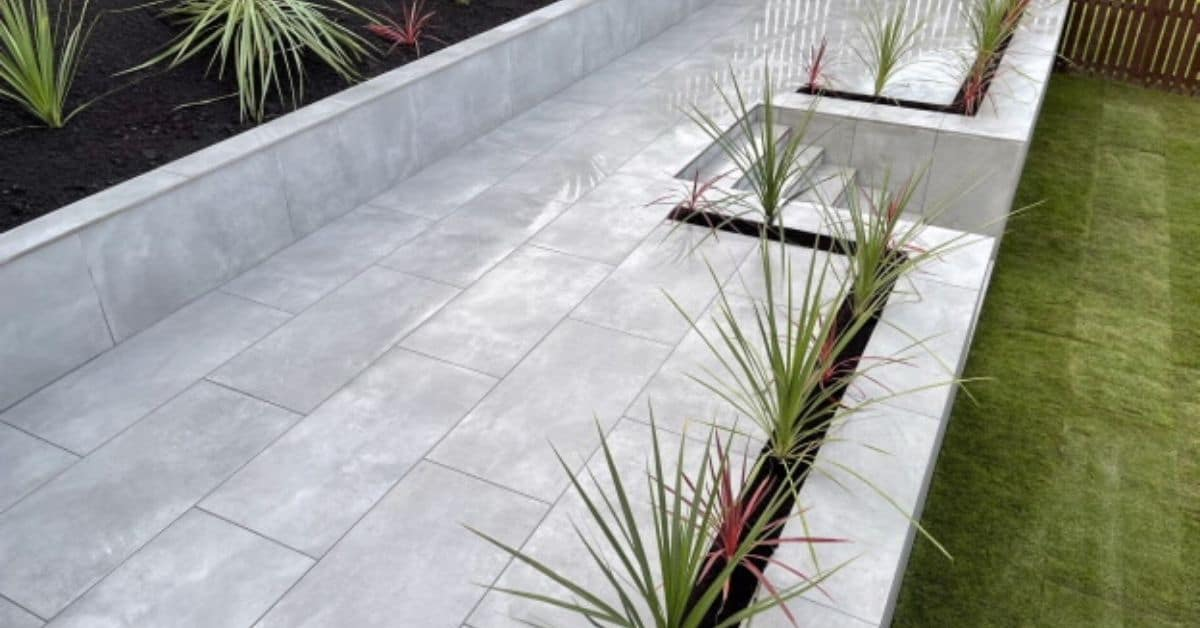 7 Reasons to Choose Porcelain Paving for your Landscape Project