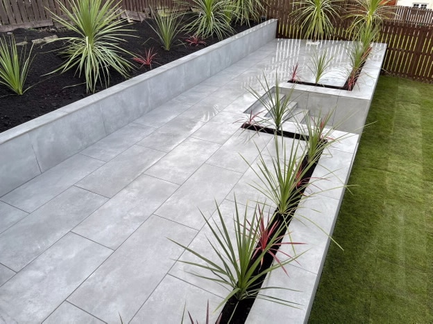 reasons to choose porcelain paving for your landscape project