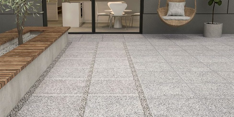 How Caledonian Porcelain Paving is Made