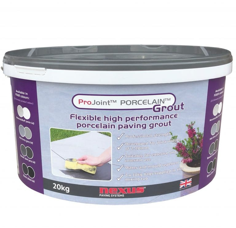 Nexus Grey Grout  image